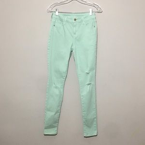 Old Navy Jeans - Old Navy | Rockstar Mid-Rise Distressed Jeans 2R